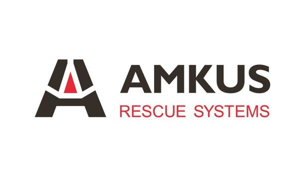Kaleb Tyree And Jacob Morris Perform Rescue Operations Using Amkus E- Hydraulic Tool