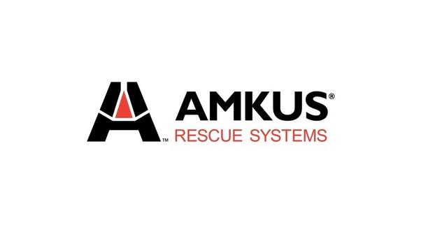 Amkus Rams And Spreaders Aid In The Extrication In A Car Accident