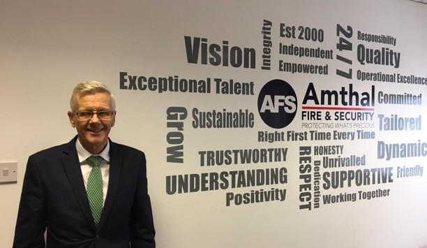 Amthal Appoints Mick Byron As The Business Development Manager To Support Its Sales Team