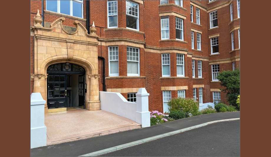 Amthal Blends Video Door Entry With Fire Safety At Kenilworth Court In London, UK