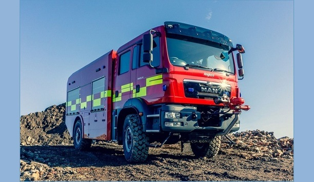 Batley Fire Engine Builder, Angloco Limited Secures Multi-Million Pounds Defense Contract From The UK Ministry Of Defense