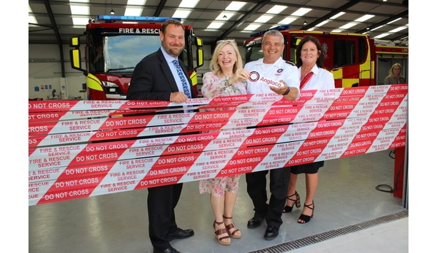 Angloco Firefighting And Rescue Vehicle Vehicles Supplier Opens Factory At Batley And Spen