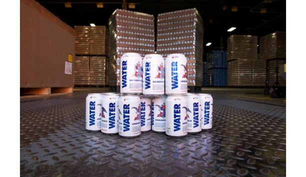 Anheuser-Busch Donates More Than One Million Cans Of Emergency Drinking Water Under NVFC Partnership