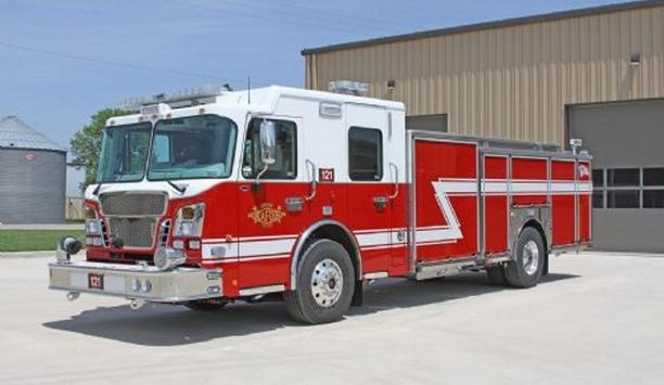 Ankeny Fire Department Adds New Toyne Pumpers