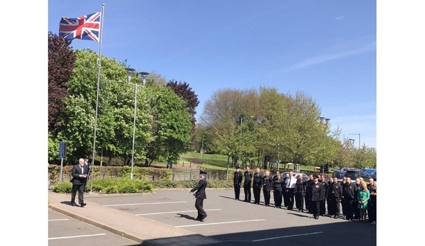 Annual Service Of Remembrance 2019 Pays Tribute To United Kingdom Firefighters