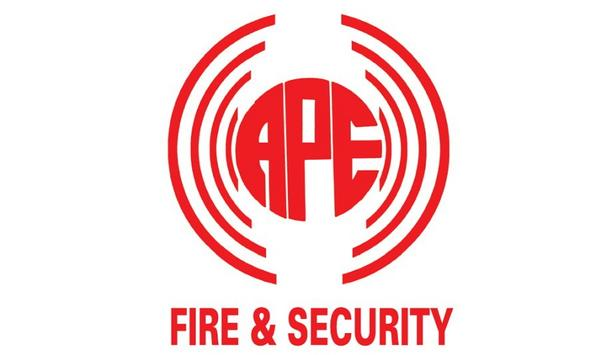 APE Fire And Security Installs Contactless Doorway Access Panel From Hikvision To Detect Body Temperatures
