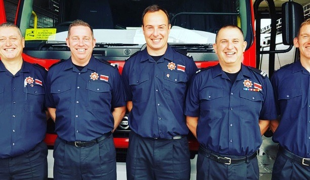 Apollo Fire Detectors Announces Support For Havant Fire Station In United Kingdom
