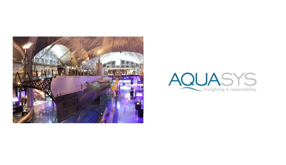 AQUASYS Secures Paks Margareeta And The Seafaring Museum With High-Pressure Water Mist System