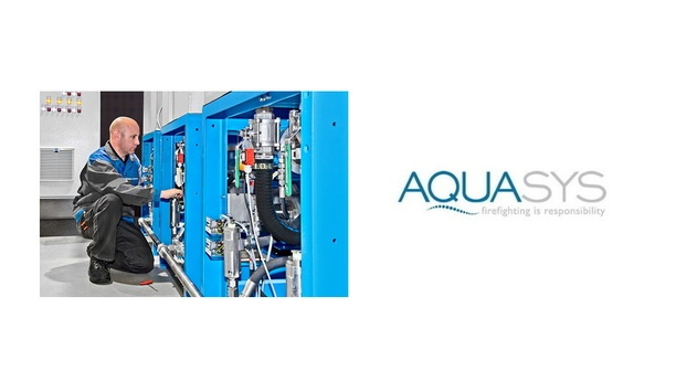 AQUASYS Provides Water Mist Solution For An Indian Car Manufacturer