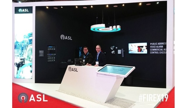 ASL Declares UK's Renowned Fire Safety Exhibition, FIREX 2019 A Great Success!