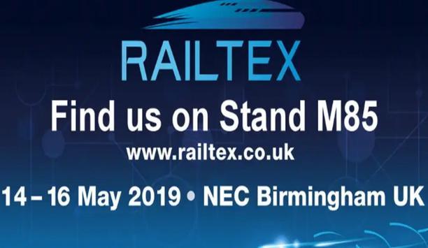 ASL Invites Visitors To Railtex 2019