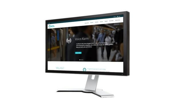Application Solutions (Safety And Security) Ltd (ASL) Announce The Launch Of Their New Website