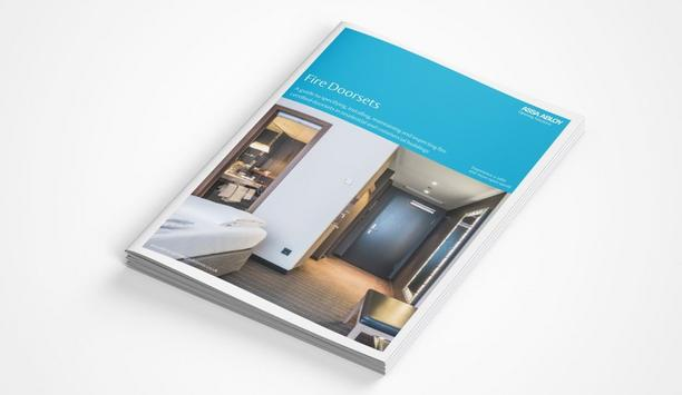 ASSA ABLOY Unveils New 'Fire Doorsets' Practice Guide, In Support Of Fire Door Safety Week 2021 Campaign