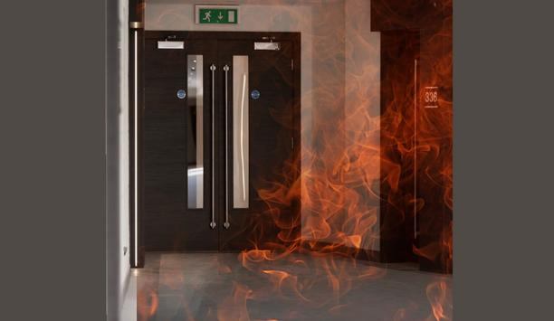 ASSA ABLOY Opening Solutions Advises Fire Safety Professionals On Importance Of Certified Hardware And Training