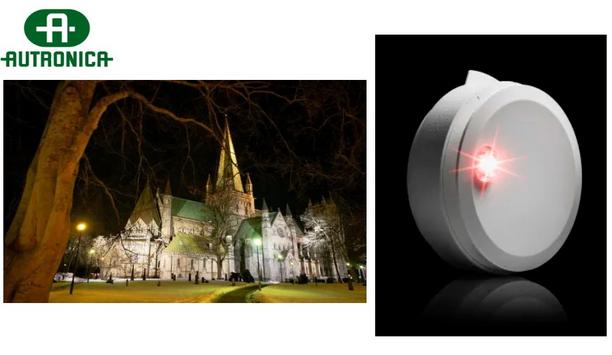 Autronica's AutroGuard Smoke Detectors Prevent Fire At Norway's National Sanctuary, The Nidaros Cathedral