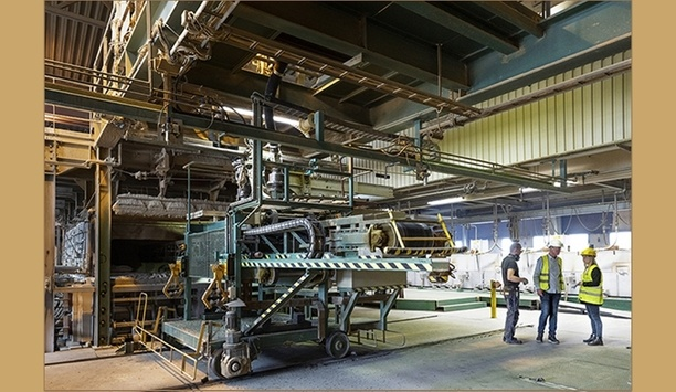 Glava Manufacturing Plant In Norway Installs Autronica Fire Detection System
