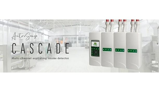 Autronica Unveils AutroSense Cascade Smoke Detection Solution With Easy And Quick Installation