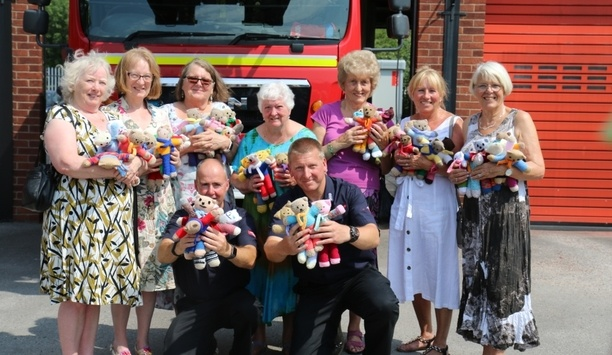 Avon Surprises Children Involved In Traumatic Incidents With Its Trauma Teddy Crew