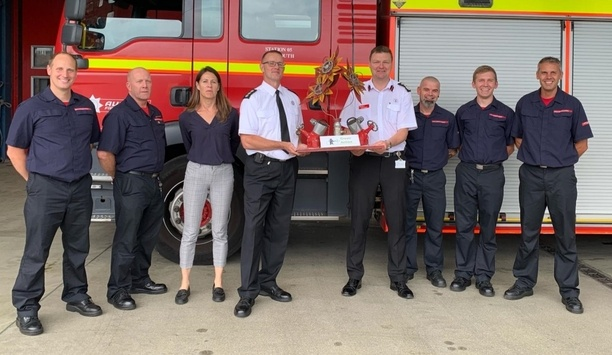 Avon Fire And Rescue Service's Avonmouth Fire Station Wins National Energy-Saving Competition
