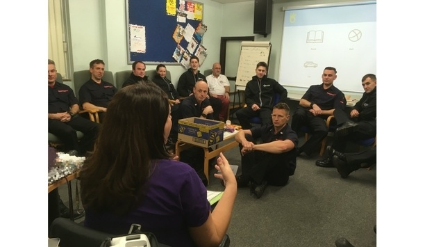 Avon Fire & Rescue Service And ASP To Take Part In Makaton Training To Enhance Security At Thornbury