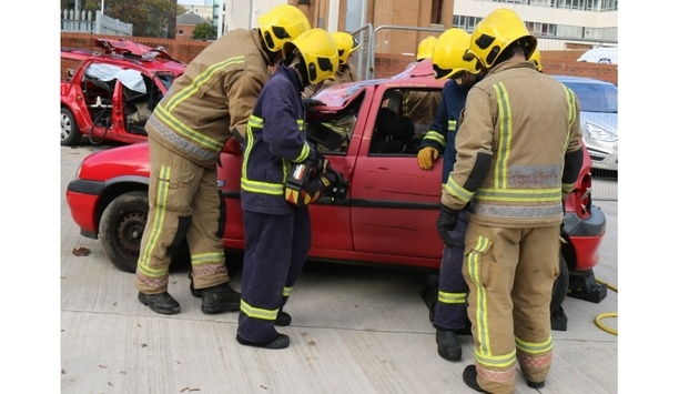 Avon Fire & Rescue Service Provides Positive Role Models And Fire Safety Course Alongwith Catch22