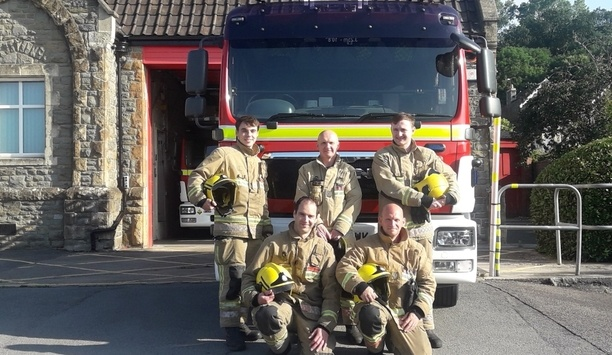 Avon Fire & Rescue Service Is Looking To Recruit Five On-Call Firefighters For Clevedon Fire Station