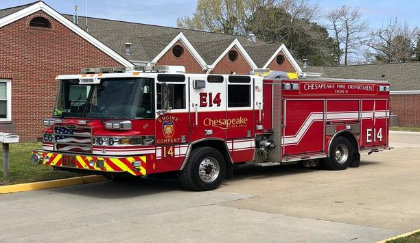 Chesapeake Upgrades Its Opticom Emergency Vehicle Preemption System