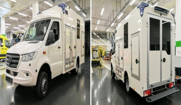 """C. Miesen GmbH & Co. KG Manufactures 5 New Ambulances With Box Body Conversion For The Swiss """"Rescue St. Gallen"""""""