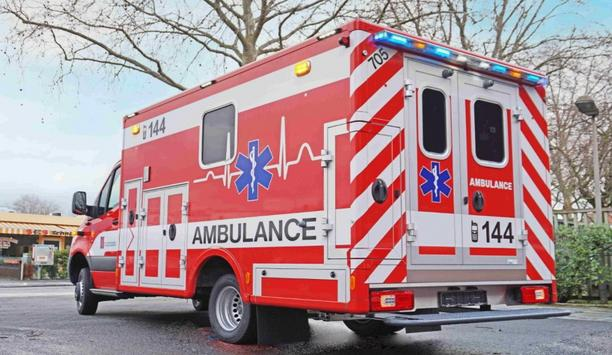 C. Miesen Gmbh & Co. KG Manufactures New Ambulance With Box Body For Swiss Clients