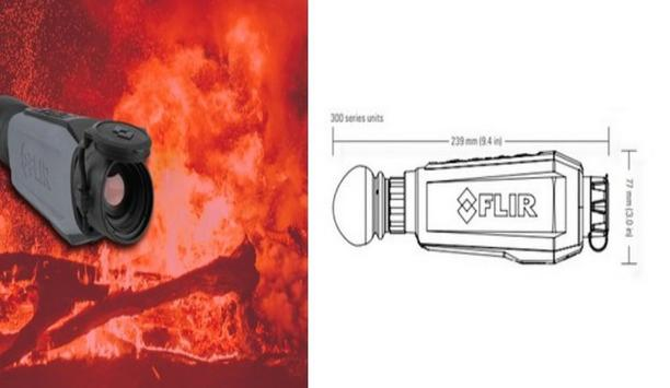 FLIR's Scion PTM Helps In Detecting Hotspots For Californian Wildfires