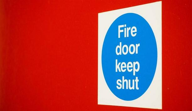 Fire Door Safety Week: COVID-19 And The Rise Of 'Wedging Fire Doors Open'