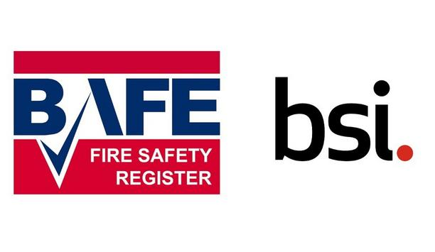 BAFE And BSI Announce New National Standards Program To Raise Professional Competence In The Built Environment Sector