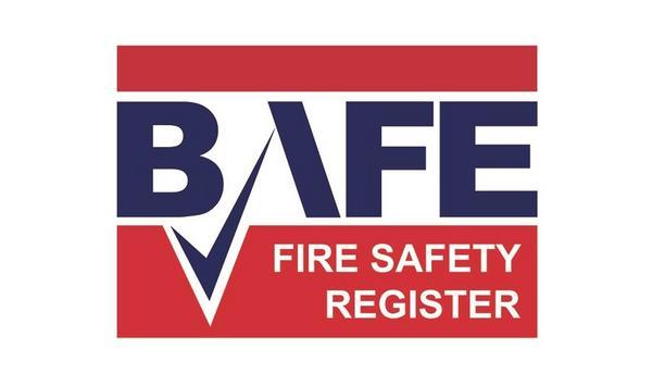 BAFE Announces The Availability Of SP207 Evacuation Alert Systems Scheme Document