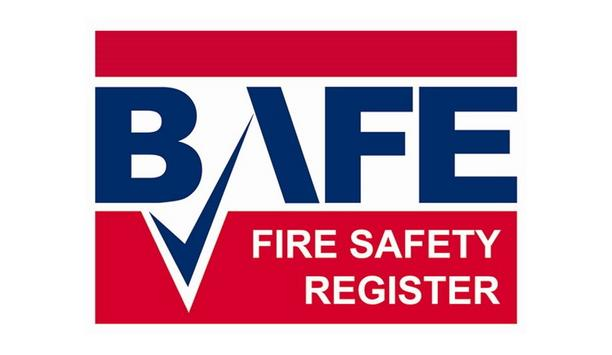BAFE Announces The Recommence Fire Extinguisher Technician Assessments For The BAFE SP101 Scheme