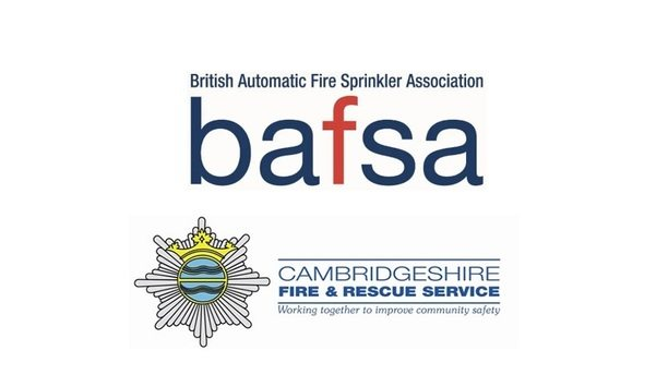 "BAFSA And Cambridgeshire Fire And Rescue Service Organize ""Sprinklers Save Lives"" One-Day Business Seminar"
