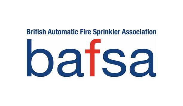 BAFSA Conducts A Workshop On Automatic Water Based Fire Suppression Applications
