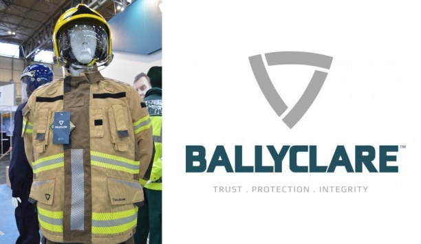Ballyclare Exhibited PPE And Safety Wear For Fire Sector At 2017 Emergency Services Show