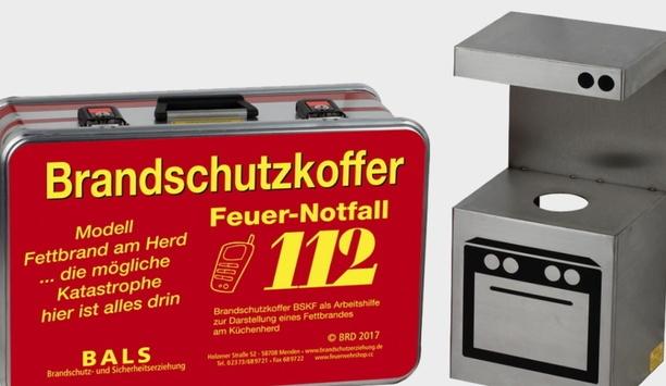 Bals Brandschutz Und Sicherheitserz To Display Kitchen Fire Prevention Solutions At INTERSCHUTZ 2020