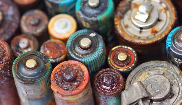 Battery Waste: A Fire Risk On The Rise