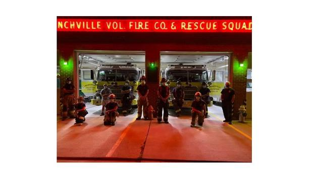 Branchviille Company 11 Double Pulls On First Due House Fire