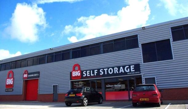 Self-Storage Facility Big Padlock Wrexham Opts For C-TEC's ZFP Addressable Fire Alarm System