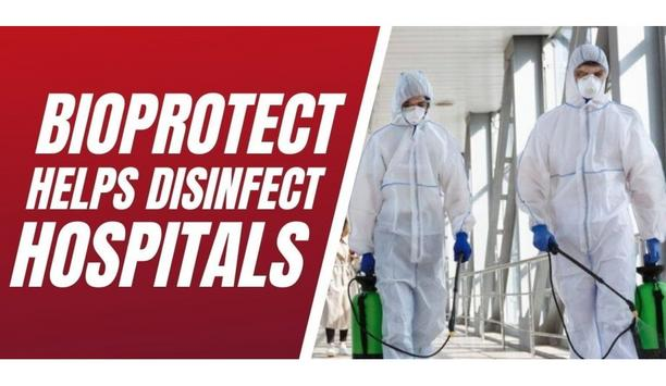 LSS Life Safety Services Develop BioProtect Solutions To Help With Disinfecting Hospitals