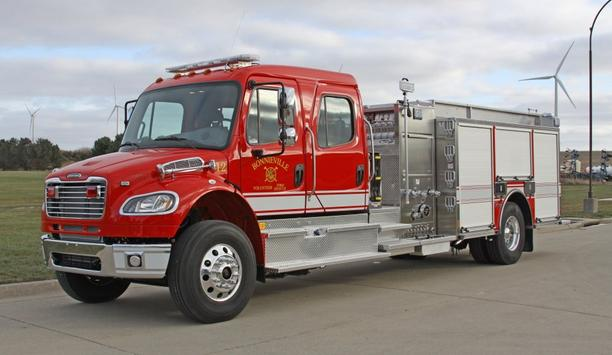 Bonnieville, Kentucky Receives New Toyne Pumper