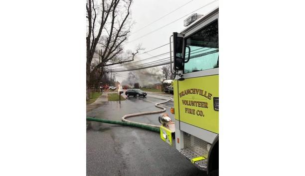 Branchville E811B, A811C, VC811, And VC811A Respond To Beltsville Fatal House Fire