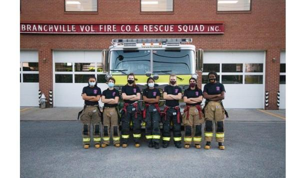 Branchville Volunteer Fire Company Congratulates The First All-Female Wagon Crew Incorporated Into The Fire Service