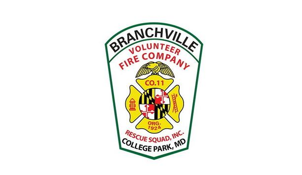 Branchville Volunteer Fire Company's E811B And C811A Pumper Vehicles Respond To Working Fire In Co. 34's Area
