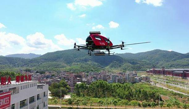 Breadth Of Applications Expands Usefulness Of Drones In Firefighting