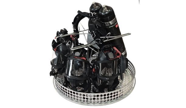 Bristol Uniforms Unveil New Provision To Ensure Safe Cleaning And Decontamination Of SCBA At The Emergency Services Show 2019