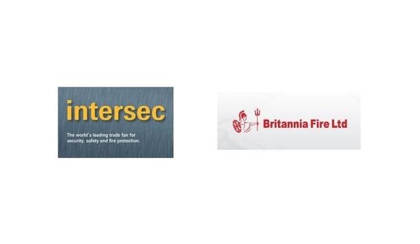 Britannia Fire To Exhibit Range Of Fire Extinguishers At Intersec Dubai 2020