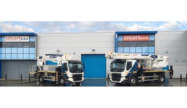 Bronto Provides S35EM And S38XDT Aerial Work Platforms To UK Based Company Smart Platform Rental